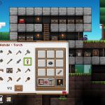Jank Jack X, sandbox pixel art game