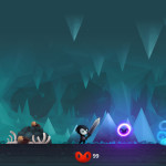 game, rpg, tiny heroes, slasher, action, fantasy , android игра. iPad игра, iphone игра, обзор
