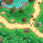 Kindom Rush Origins, Kindom Rush, Киндом раш, Tower Defence, fantasy , эльфы атакуют, android игра. iPad игра, iphone игра, обзор